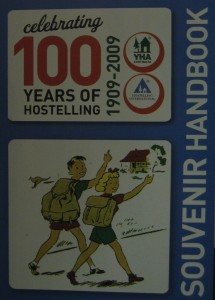 The souvenir handbook for 100 years of hostelling