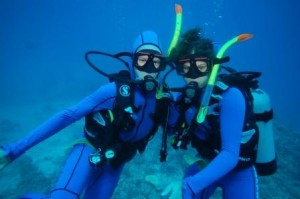 The Two Of Us Diving